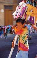 Festa di San Cataldo - Processione dell'alloro del 29 agosto  - Gagliano castelferrato (6485 clic)