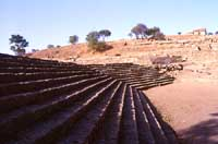 Teatro Greco - EKKLESISTERION  - Morgantina (4123 clic)