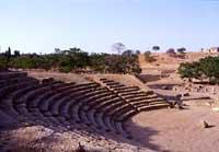 Teatro Greco  - Morgantina (4989 clic)