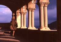 Chiesa SS. Salvatore (portico)  - Nicosia (7957 clic)