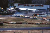 autodromo di Pergusa - gara DI FORMULA 3000    - Pergusa (11045 clic)