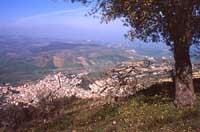 Panorama  - Piazza armerina (4013 clic)