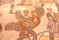 Mosaici  - Villa romana del casale (3803 clic)