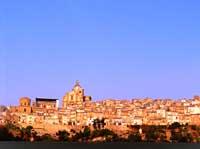 Panoramica del Centro storico di Piazza Armerina  - Piazza armerina (5008 clic)