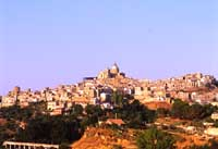 Panorama  - Piazza armerina (2634 clic)