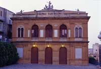 Teatro Garibaldi  - Piazza armerina (14770 clic)