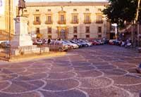Piazza Duomo  - Piazza armerina (7205 clic)