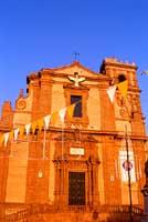 Porta d'ingresso della Cattedrale  - Piazza armerina (7512 clic)