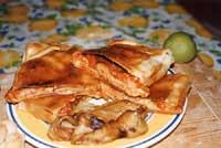 Scacce pomodoro e melanzane  - Modica (6007 clic)