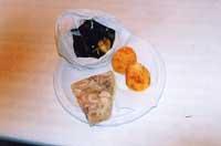 Gelatina di maiale, fichidindia e castagne  - Modica (6608 clic)