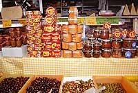Mercato di Trapani - prodotti tipici siciliani  - Trapani (7449 clic)