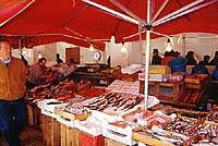 Mercato di Trapani - prodotti tipici siciliani  - Trapani (7950 clic)