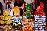 Mercato di Trapani - prodotti tipici siciliani  - Trapani (11220 clic)