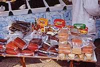 Mercato di Trapani - prodotti tipici siciliani  - Trapani (7522 clic)