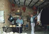 Il presepe vivente nella grotta Mangiapane  - Custonaci (7443 clic)