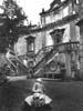 Villa Palagonia - Bagheria (PA) detta anche villa dei mostri. Scalone principale. In primo piano Cavaliere dormiente  - Bagheria (10509 clic)
