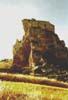 Il Castello (CHIARAMONTANO) - nido di aquila fuso nella roccia  - Mussomeli (12217 clic)
