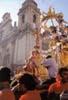 Festa Santissimo Salvatore 18 agosto: 'a spugghiata  - Militello in val di catania (3527 clic)