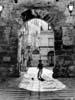 Chiaramonte Gulfi (RG) - Portale chiaramontano e scalinata per S.Giovanni  - Chiaramonte gulfi (3837 clic)