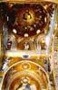 Cupola e dell'abside della cappella Palatina di Palermo all'interno di palazzo dei normanni  - Palermo (3714 clic)