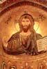 Duomo di Cefalù - catino dell'abside - Cristo Pantokrator  - Cefalù (6868 clic)