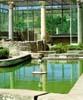 Villa Romana del Casale - Peristilio con la monumentale fontana centrale   - Villa romana del casale (24516 clic)