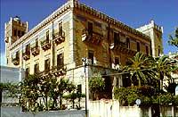 Palazzo Bruno di Belmonte - Sede del Municipio  - Ispica (8177 clic)