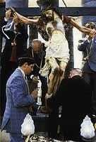Venerdì Santo a Vittoria VITTORIA Giuseppe Leone