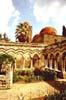 Palermo - Chiostro di S.Giovanni degli Eremiti PALERMO Giuseppe Leone