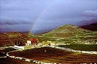 Arcobaleno sugli Iblei  - Iblei (3196 clic)