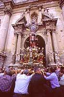 Festa di San Giovanni  - Ragusa (3017 clic)