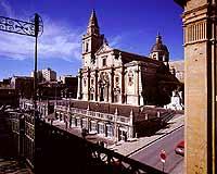 Cattedrale di San Giovanni Battista  - Ragusa (6842 clic)