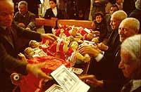 Giovedì santo a Ispica - EX VOTO ISPICA Giuseppe Leone