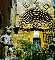Portale di San Giorgio Vecchio  - Ragusa (2449 clic)