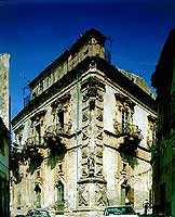 palazzo beneventano  - Scicli (2393 clic)