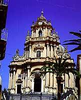 Duomo di San Giorgio a Ragusa Ibla  - Ragusa (3259 clic)
