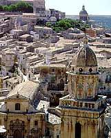Panorama di Ragusa Ibla  - Ragusa (4836 clic)