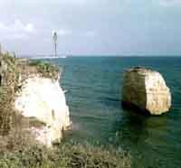 Porto Ulisse (Pachino tra contrada Granelli e Marza in direzione Pozzallo ) - 1970  - Pachino (11992 clic)