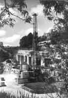 Pozzo petrolifero a Ragusa - 1958  - Ragusa (2340 clic)
