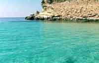 Mare di Lampedusa - 1970 - particolare della tabaccara  - Lampedusa (5867 clic)