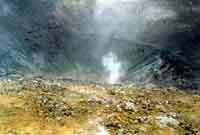 Vulcano - Il cratere - 1971  - Vulcano (8874 clic)