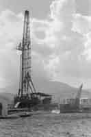 Tumarrano - Sullo sfondo il Monte  Cammarata - 1957  - Cammarata (4520 clic)