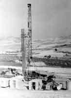 Valle del Tumarrano - 1957  - Cammarata (5189 clic)