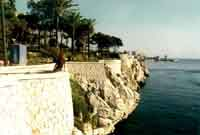 Villa Igea (PA) - terrazze a mare -  1970 PALERMO Alessandro Marcarini