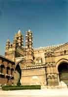 Duomo di Palermo - 1970  - Palermo (2622 clic)