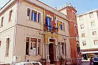 Municipio, piazza  Nino Prestia  - Alì terme (8228 clic)