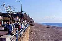 Lungomare-Via Marina  - Alì terme (12213 clic)