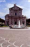 Il Duomo di San Sebastiano  - Barcellona pozzo di gotto (7878 clic)