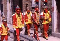 Festa dei Giudei - Venerdì Santo  - San fratello (6827 clic)