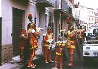 Festa dei Giudei  - San fratello (5785 clic)